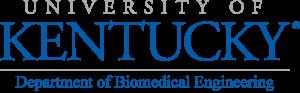 University of Kentucky Department of Biomedical Engineering