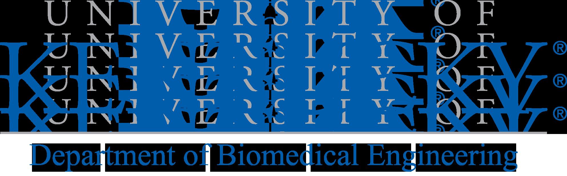 Paladin Medical University of Kentucky Department of Biomedical Engineering